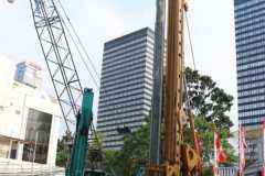 Simpang Temu Dukuh Atas ditargetkan rampung April 2023